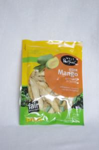 Kuivatut mangoviipaleet